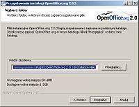 Edytujesz OpenOffice.org/Instalacja Windows (sekcja) - Wikibooks, biblioteka wolnych podręczników