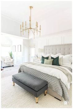 26 Rustic Bedroom Design and Decor Ideas for a Cozy and Comfy Space - The Trending House Bedroom Sets, Home Decor Bedroom, Bedroom Furniture, Master Bedroom, Bedding Sets, Rustic Furniture, Kids Bedroom, Chic Bedding, Furniture Storage