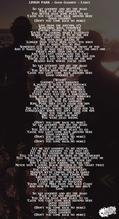 Good Goodbye - One More Light - Linkin park Lyrics