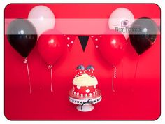Cakes By Helzbach. Minnie Mouse Cake, Cakes, Drink, Desserts, Photography, Food, Tailgate Desserts, Beverage, Deserts