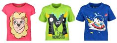 Kids Dhamaka Offer: Any T-shirt at just Rs. 199 Add on to your kids style Statement at afforable price