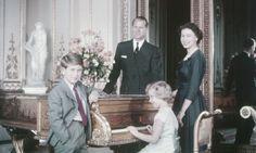 Prinz Philip, Prinz William, English Royal Family, British Royal Families, Elizabeth Philip, Queen Elizabeth Ii, Prince Charles, Princesa Anne, Buckingham Palace