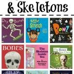 Books About Skeletons and Bones