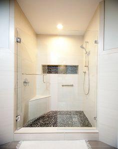 lands tub to shower conversion bathroom