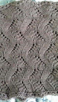 Ravelry: Project Gallery for Spring Forward pattern by Linda Welch