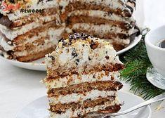 Торт-безе с грецкими орехами image 1