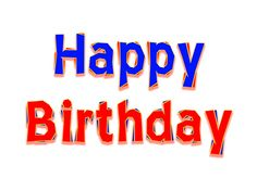happy Birthday   Happy Birthday by Paul Lloyd