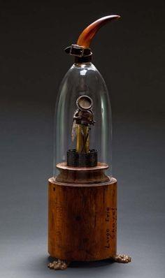 found object art by john christopher borrero + art gallery