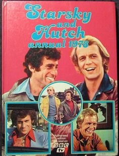 Starsky and Hutch Annual 1978