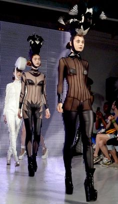 Paris Fashion Week - Spring 2012 PamHogg-1