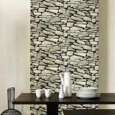 Funky stone wallpaper