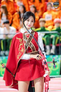 Nayeon, South Korean Girls, Korean Girl Groups, Korean Beauty, Asian Beauty, Tzuyu Body, Tzuyu Wallpaper, Twice Tzuyu, Archery Girl