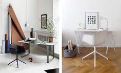 Silla Tip Ton · Edward Barber and Jay Osgerby · by Vitra · MÁS INFO   Aquí vivo, aquí trabajo 5 ideas para diseñar tu oficina en casa