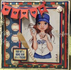 Dodger Fan Digital Digi Stamp Cute As A Button Stamps Art/Crafts by Francesca Lopez #cardmaking #dodgers #baseball #art #artwork #drawing #toothfairy #Mermaid #digi #digistamp #craft #card #cards #copic #lineart #drawing #coloring #illustratedfaith #faithart #biblejournal #biblejournaling #jesus #faith #school #work #bookmarks #bible #winter #holidays  #christmas #anime #manga #summer #fantasy #fairy #sewing #love #wedding #fall #autumn #spring http://cute-as-a-button-stamps.myshopify.com