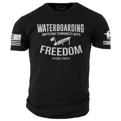 ASMDSS Waterboarding with Freedom - Front