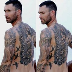Adam Levine Fashion Style