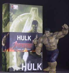 """Crazy Toys Marvel The Avengers The Hulk Action Statue Figure Toys 10"""" 26 cm"""