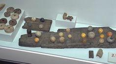 Tafl Spiel - Fundstück aus Haithabu