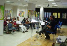 Exposición Serie SerLuz en Radio Ecca en Las Palmas de Gran Canaria · 2008