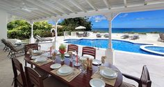 Barbados Villa Twelve by Preferred Escapes. This luxurious and stylishly furnished beachfront property is the perfect place to escape from the outside world.