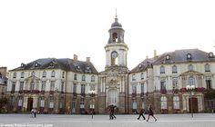 Grande photo <b> de </ b> La <b> mairie </ b> <b> de </ b> Rennes