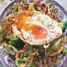Try this Hungover Noodles recipe by Chef Jamie Oliver. This recipe is from the show Save with Jamie.