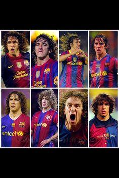 #CARLES #PUYOL FC #Barcelona
