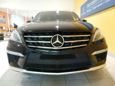 2013 Mercedes-Benz M-Class ML63AMG AWD ML63 AMG 4MATIC 4dr SUV SUV 4 Doors Obsidian Black Metallic for sale in Lynnwood, WA Source: http://www.usedcarsgroup.com/new-mercedes_benz-for-sale