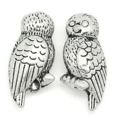 100Pcs élégant en Métal Argenté Perles Cristal Spacer for À faire soi-même Jewelry Making