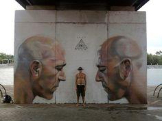 Mesa #streetartonline #urbanartists #streetartists #urbanart #graffiti #freewalls #mesa