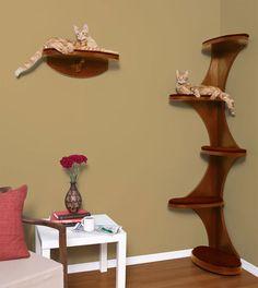 Decorative Vertical Furniture for Cat Lover 3