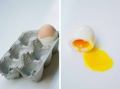 Cooking Eggs: Soft-Cooked to Hard-Boiled - from A Thought For Food