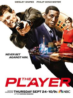"The action of TV series ""The Player"" takes place in Las Vegas. Alex Kane is a former sniper who became an expert on security, recently lost his wife, ..."