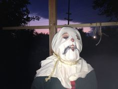 Abby Dupee as The Scarecrow