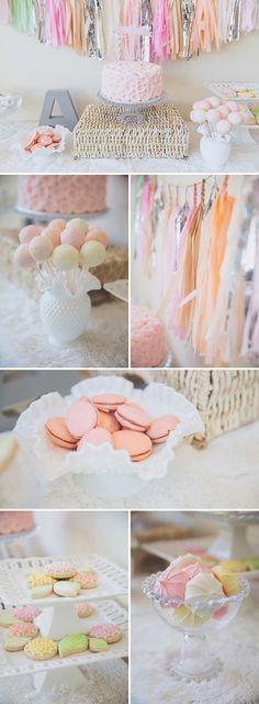 Una dulce decoración / Uma doce decoração