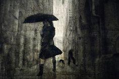 Irma Haselberger  Rainy Days,Vienna, Austria