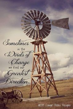 Windmill, Cowgirl Relics Designs
