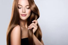 We all want to have lush, beautiful hair full of volume. There are many hair care tips you can include to your hair care routine. Skin care tips. Family Haircut, Beautiful Model Girl, Gorgeous Hair, Oily Hair, Strong Hair, Smooth Hair, Damaged Hair, Long Hairstyles, Grow Hair