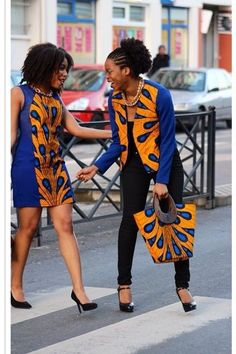 FABULOUS DRESSES MADE FROM AFRICAN INSPIRED FABRIC FOR YOUR EVENING SORTIR