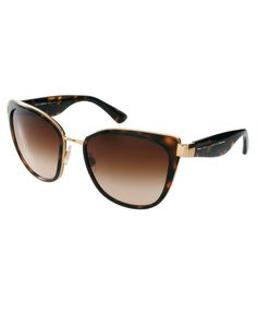 My sunglasses !!! Love them !!! Dolce & Gabana !!!