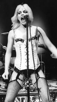 Cherie Currie - The Runaways