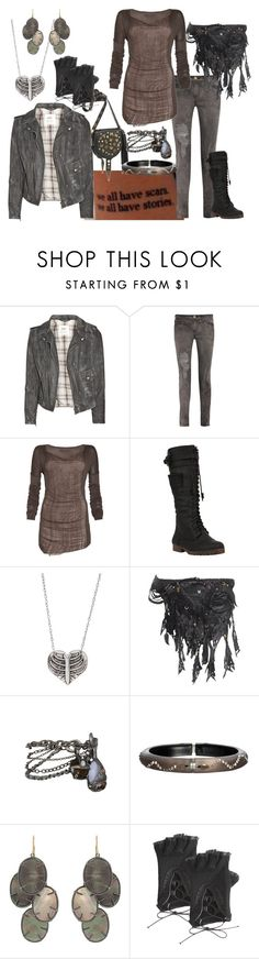 """""""We all have scars, We all have stories"""" by meagan-wymbs ❤ liked on Polyvore featuring M.i.h Jeans, Current/Elliott, Raquel Allegra, Yoki, Marc Jacobs, KD2024, AllSaints, Alexis Bittar, Annette Ferdinandsen and Wet Seal"""