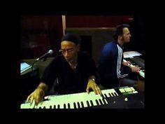Ansel Collins Stalag 17 London Ska Festival Rehearsal 21 -OUTDIROADTV