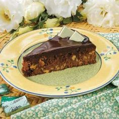 Decadent Brownie Pie Recipe