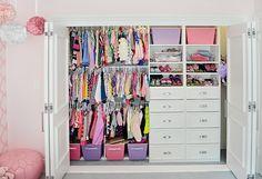 Holy closet #organization!