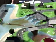 """A quick, by necessity, discussion of watersheds with a great demo using a very good watershed model (Enviroscape) plus a couple of """"what can students do"""" tips. Science Lessons, Teaching Science, Science Education, Social Science, Science Experiments, Science Fun, Teaching Ideas, Soil And Water Conservation, Energy Conservation"""