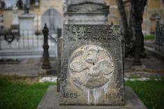 Un recorrido por el Cementerio Central | Bogotá/ Fuente: Cristian Garavito / Tumba de Florentino González, ministro de Hacienda en 1846 ELESPECTADOR.COM