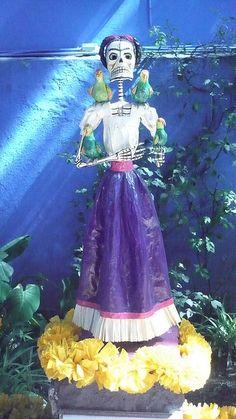 Catrina de Frida Kahlo
