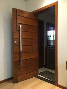 House Gate Design, Bedroom Door Design, Door Design Interior, Home Room Design, Modern Entrance Door, Main Entrance Door Design, Wooden Main Door Design, Entrance Doors, Single Main Door Designs