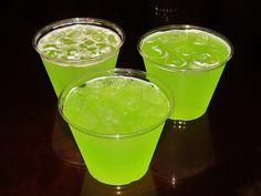 """Dangerous"" cocktail «Tokyo Iced Tea"""